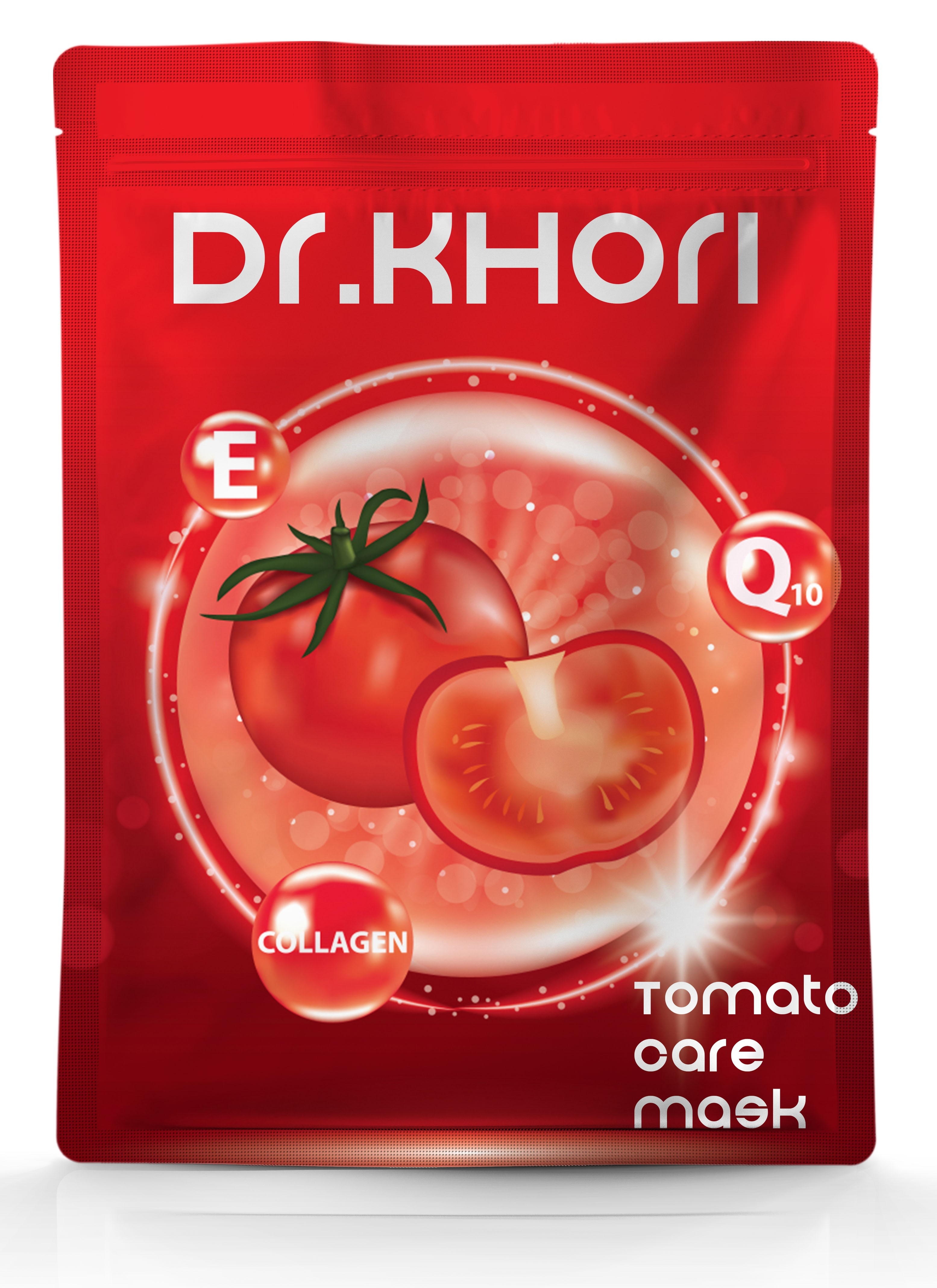 dr.khori Tomatoes Blemish Fighting Paper Mask